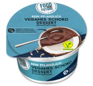 FOOD FOR FUTURE Veganes Dessert
