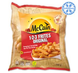 MC CAIN 1-2-3 Frites
