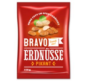 BRAVO Erdnüsse