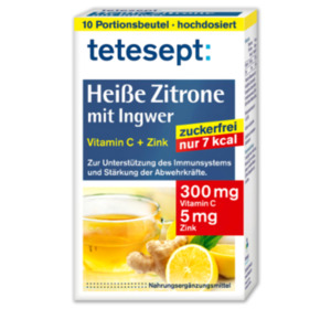 TETESEPTHeiße Zitrone