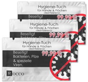 Hygiene-Tuch