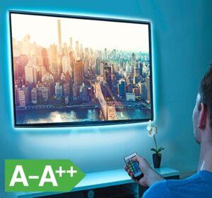TV-Hintergrundbeleuchtungs-Set