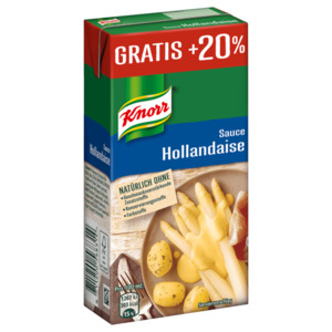 Knorr Sauce Hollandaise 300ml
