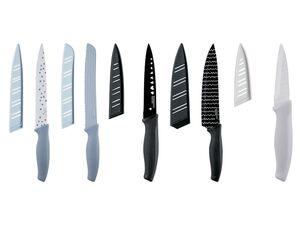 ERNESTO® Messer farbig mit Klingenschutz