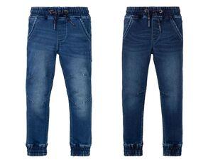 LUPILU® Kleinkinder Jeans Jungen, mit Gummizugbund