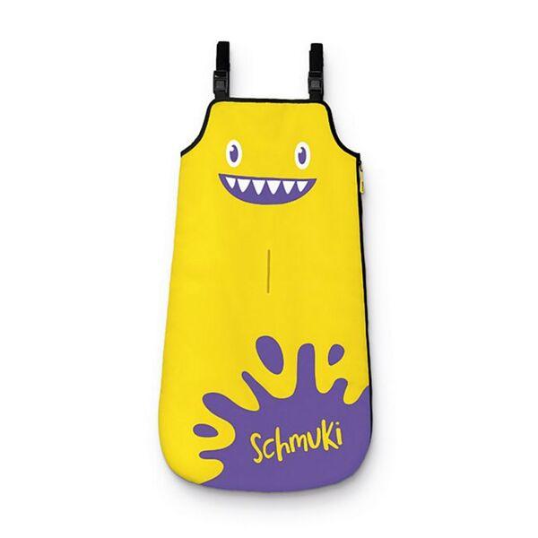 Schmuki Schmutzschutzsack gelb für Kinder
