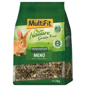 MultiFit Grain Free Zwergkaninchen 1,5kg