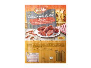Chorizo zum Grillen