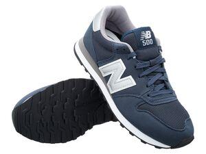 New Balance Sneaker Herren navy, perfekt als Sport- oder Freizeitschuh
