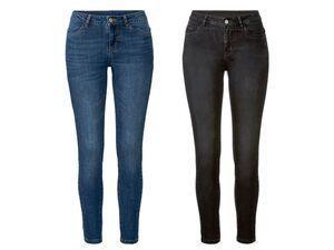ESMARA® Jeans Super Skinny Damen, extra schmal geschnitten, mit Baumwolle