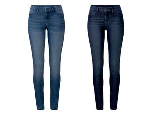 ESMARA® Jeans Damen, Super Skinny Fit, mit Baumwolle