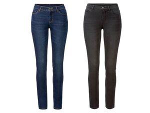 ESMARA® Jeans Damen, Skinny Fit, mit Baumwolle