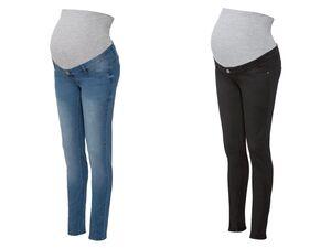 ESMARA® Jeans Damen, Super Skinny Fit, extra hoch geschnitten, mit Baumwolle