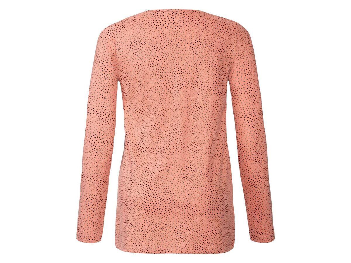 Bild 5 von ESMARA® Umstandspyjama, mit bauchbedeckender Hose, mit Bio-Baumwolle