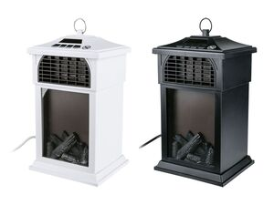SILVERCREST® LED-Kaminlaterne, mit Heizfunktion