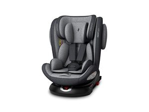 Osann Kinderautositz »Swift360°«, 360°-Drehfunktion, 10-fach höhenverstellbare Kopfstütze
