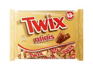 Twix/Snickers/Bounty/Milky Way Minis