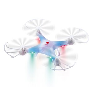 RC Light UP Quadrocopter