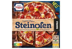Original Wagner Steinofen Pizza, Diavolo