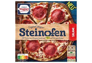 Original Wagner Steinofen Pizza, Salami