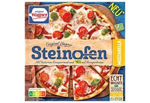 Original Wagner Steinofen Pizza, Mozzarella