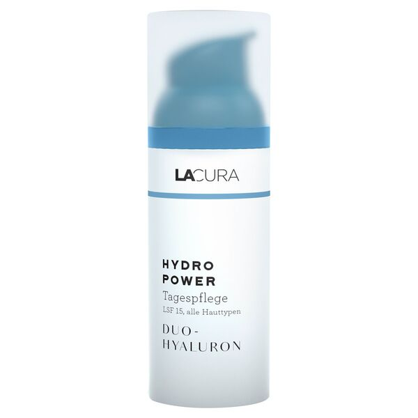 LACURA Hydro Power Duo-Hyaluron Gesichtspflege 50ml