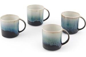 Niva 4 x Tassen, Mehrfarbig - MADE.com