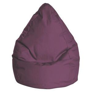 Carryhome Sitzsack aubergine , Brava Xl , Textil , 220 L , 70 cm , Indoor , 003354011435