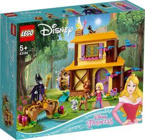 LEGO® Disney Princess™ 43188 - Auroras Hütte im Wald
