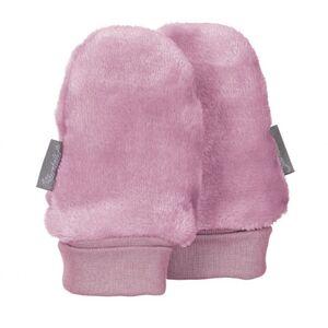 Fäustel - Handschuhe - perlrosa - Gr. 001