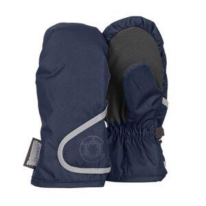 Babyfäustel - Handschuhe - marine - Gr. 004