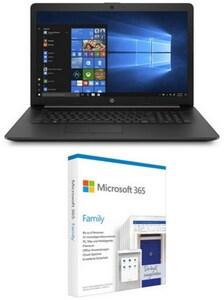 """17-ca1655ng (241Z5EA) 43,9 cm (17,3"""") Notebook jet black inkl. 365 Family FPP"""
