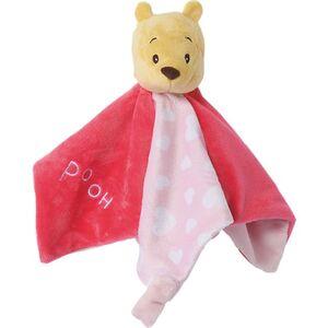 Disney Schmusetuch, Winnie the Pooh - rosa