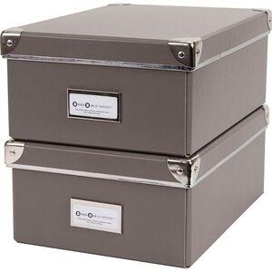 Aufbewahrungsbox A4 2er Set