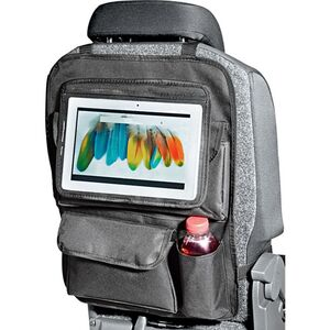Rücksitztasche mit Tablet-Halter