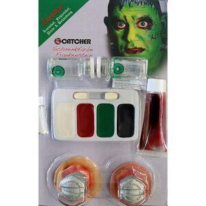 Grünes Monster-Set