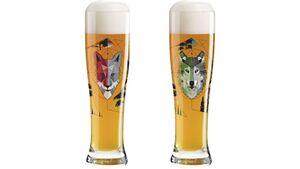 RITZENHOFF Weizenbierglas - 2er Set