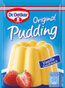 Dr. Oetker Original Pudding