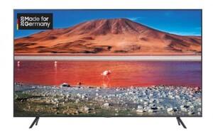 Samsung LED TV GU50TU7199 ,  125 cm (50 Zoll), UHD, Smart TV, Webbrowser, HbbTV, Apps