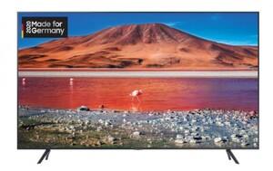 Samsung LED TV GU65TU7199 ,  163 cm (65 Zoll), UHD, WLAN, Bluetooth, Triple Tuner
