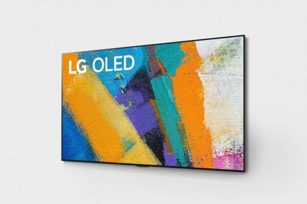 LG OLED TV OLED65GX9 ,  164 cm (65 Zoll), UHD, WLAN, Bluetooth, PVR
