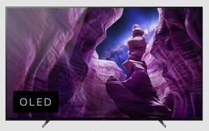 Sony OLED TV KD55A87 ,  139 cm (55 Zoll), UHD, WLAN, PVR, Bluetooth, Twin Triple Tuner