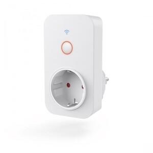Hama Wifi Steckdose ,  ohne Hub, für Sprachsteuerung und App-Steuerung