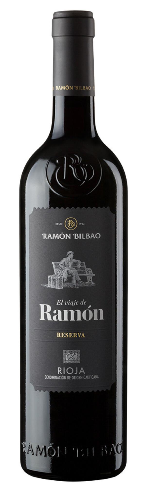 Ramon Bilbao El Viaje de Ramón Reserva 2015 0,75 ltr