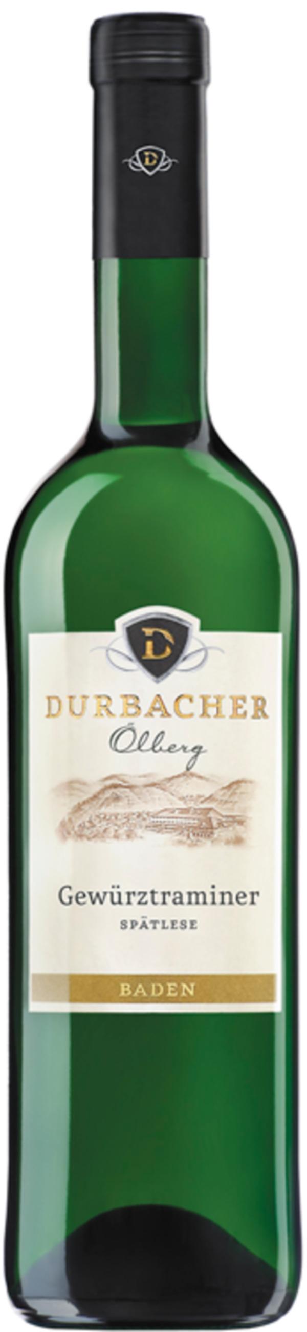 Durbacher Ölberg Gewürztraminer Spätlese 2019 0,75 ltr