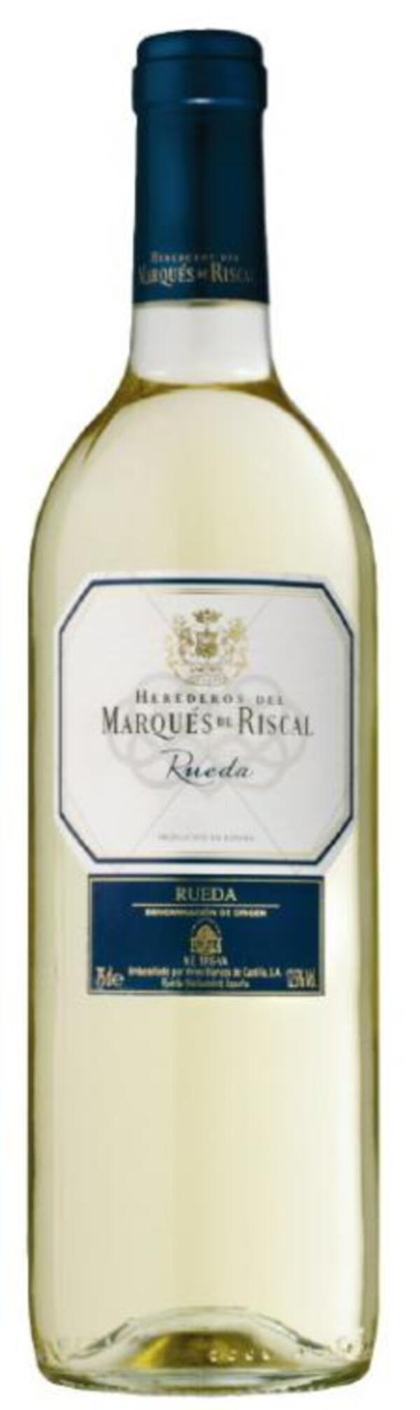 Marqués de Riscal Blanco 2017 0,75 ltr
