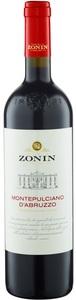 Zonin Montepulciano D'Abruzzo Rotwein DOC 2018 0,75 ltr