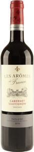 Les Arômes de France Cabernet Sauvignon Rotwein trocken 2019 0,75 ltr