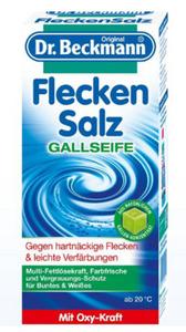 Dr. Beckmann Fleckensalz Gallseife 0,5 kg