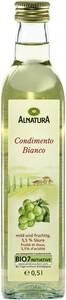 Alnatura Bio Condimento Bianco 500ML